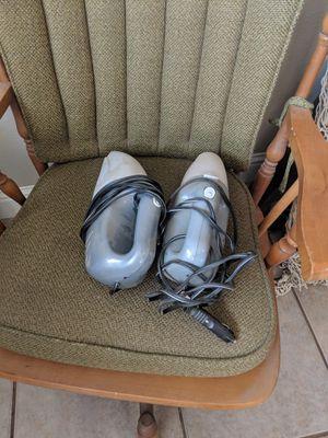 2 hand vacuums for Sale in Sanger, CA