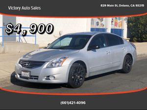 2012 Nissan Altima S for Sale in Delano, CA