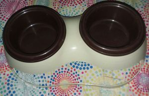 NWOT elevated feeder dog bowls for Sale in St. Louis, MO