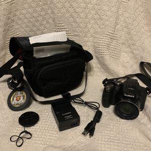 PANASONIC LUMIX DMC -FZ62 16.0 MegaPixels Digital Camera - F27 for Sale in Alexandria, VA