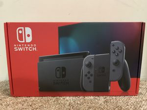 Nintendo Switch Grey v2 for Sale in Monroeville, PA