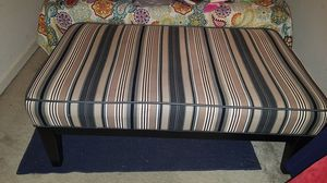 chair w/ matching ottoman, for Sale in Manassas Park, VA