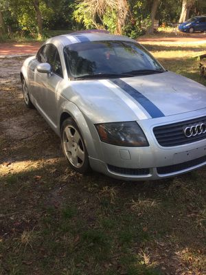 Audi TT Quattro for Sale in Tampa, FL
