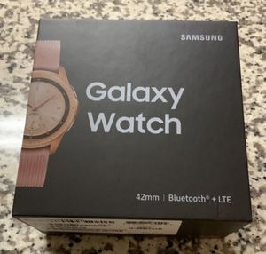 Samsung Galaxy Watch 42mm Rose Gold for Sale in Phoenix, AZ