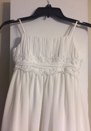 Party ,wedding or flower girl dress size 10 $30 for Sale in Hilliard, OH