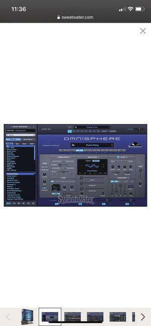 Omnisphere 2 and more plugins! for Sale in DeSoto, TX