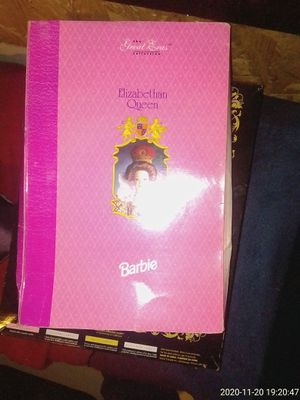 1994 Queen Elizabeth Barbie Doll for Sale in Wagoner, OK