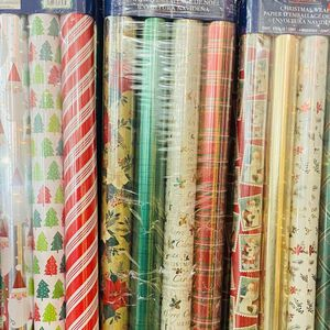 Christmas Holiday Gift WrappingPaper for Sale in Anaheim, CA