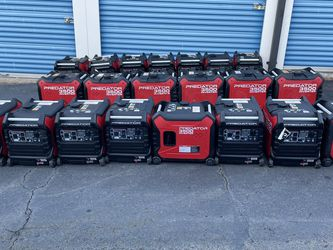 Predator Generator 3500 for Sale in Lawrenceville,  GA