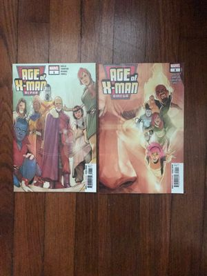 Age of X-Man Alpha and Omega for Sale in Richmond, CA