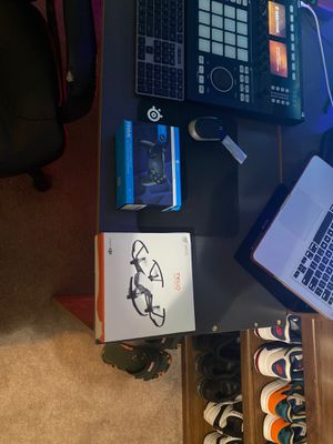 Dji Tello drone and Gamesir Bluetooth controller (trade for electric guitar) for Sale in Riverview, FL