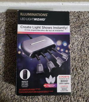 LED lightwizard for Sale in Dallas, TX