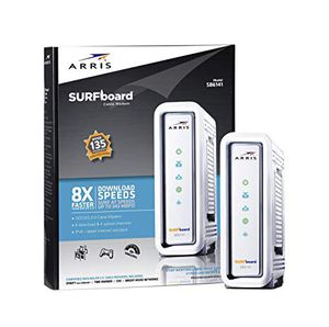 Arris Surfboard 6141 cable modem for Sale in Seattle, WA