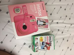 **NEW Fuji Film Instax Camera Pink for Sale in Industry, CA