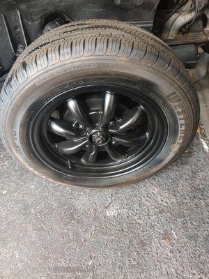 4 lug v w bug wheels and tires for Sale in Fort Lauderdale, FL