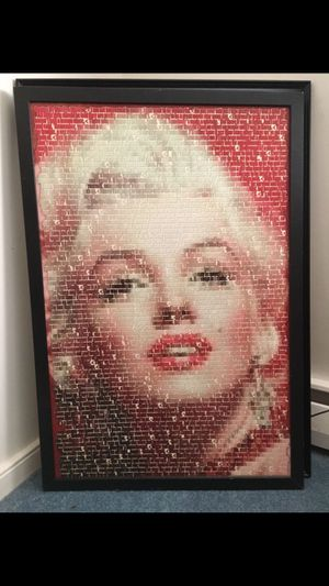 Marilyn Monroe quote picture for Sale in Richmond, VA