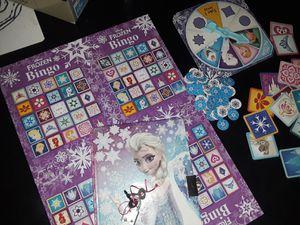 6 In 1 GAMES...... Frozen Lot READ INFO! for Sale in Dinuba, CA