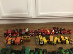 Thomas &Friends train set with wooded Tracks for Sale in Austin, TX