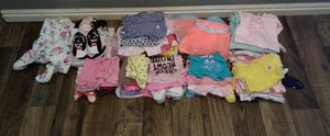 Baby girl clothes lot NB 0-3 months 80+ items for Sale in North Salt Lake, UT