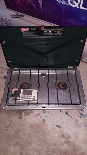 Colman 2 Burner Propane stove for Sale in Phillips Ranch, CA