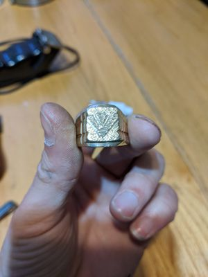 14k Men's Gold Ring for Sale in Kennewick, WA