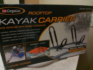 kayak carrier for Sale in Fresno, CA