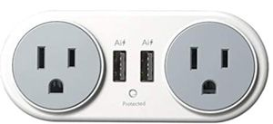 ATOMI plate power swibell 360 outlet for Sale in San Antonio, TX