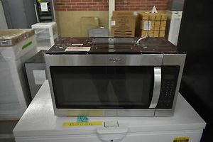 Whirlpool WMH31017HZ 1.7 cu. ft. Over-the-Range Microwave for Sale in Pawtucket, RI