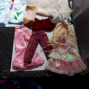 Barbie Doll Clothes for Sale in Kansas City, MO