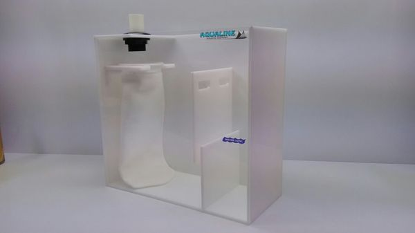 Aquarium Reef filter sump