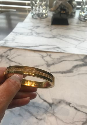 Michael Kors Like almost New Bracelet (Authentic)- Gold PAVE for Sale in Newport Beach, CA