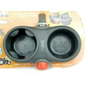 thePOD Go Anywhere Drink & Gadget Holder Stroller Car Baby NEW IN THE PACKAGE for Sale in Avondale, AZ