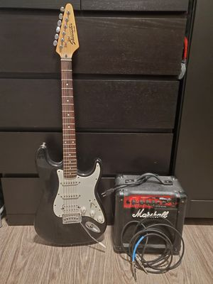 Fender electric guitar and amp for Sale in Vancouver, WA