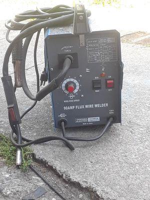 90amp flux wire welder for Sale in Detroit, MI