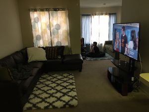 Everything must go ASAP. Make an offer. Sofa bed, sectional, kitchen table, bar, dresser! for Sale in Hudson, FL