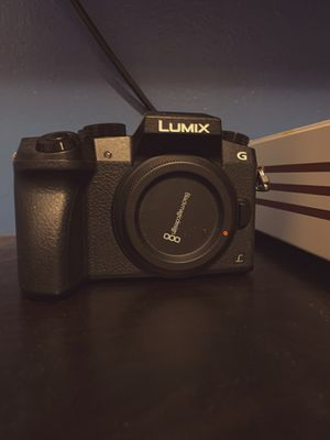 Panasonic G7 Camera for Sale in Woodland Hills, CA