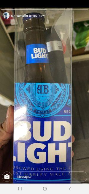 Bud light bluetooth speaker for Sale in Houston, TX