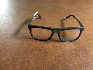 ORIGINAL CAZAL 6017 EYEGLASSES COLOR BLACK AND SILVER NEW for Sale in Atlanta, GA
