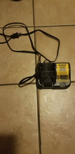 Dewalt charger for Sale in Chicago, IL