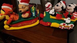 Disney motion sensored Christmas decor for Sale in OH, US