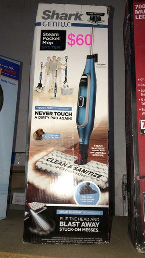 Shark steam pocket mop for Sale in Bakersfield, CA