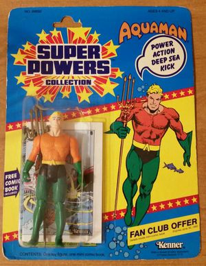 Aquaman Action Figure 1984 for Sale in Brooklyn, NY
