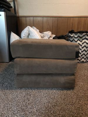 Tan couch cushions for Sale in Columbus, OH