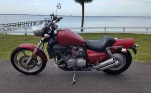 1987 Honda VF700C Super Magna Motorcycle for Sale in Palm Bay, FL