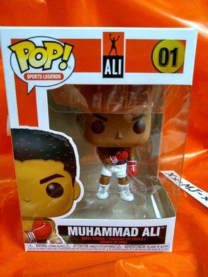New* Funko Pop Sports Legends Muhammad Ali 01 for Sale in Everett, WA