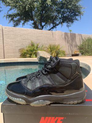 Jordan 11 Cap N Gowns SIZE 10 for Sale in Chandler, AZ