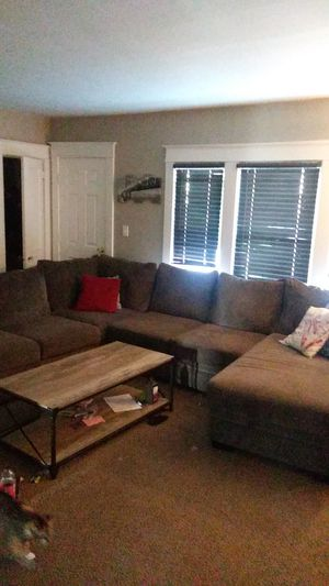 Brand new sectional couch perfect condition for Sale in Buffalo, NY