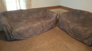 Sofa and loveseat * FREE* for Sale in Swatara, PA