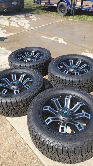 """20"""" HD Wheels for Sale in Denver, CO"""