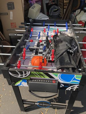 MD Sports Multi Combo Table Game Set with Accessories. for Sale in Menifee, CA
